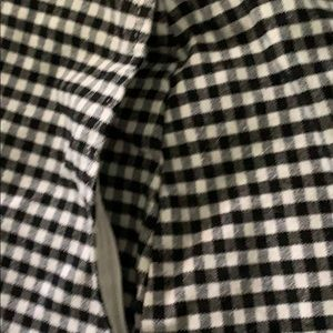 Urban Outfitters Skirts - Urban Outfitters Black & White Plaid A Line Skirt